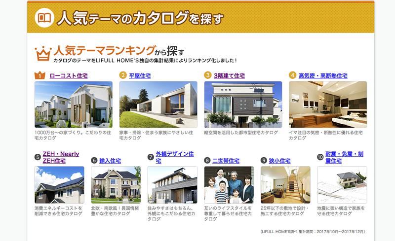 注文住宅カタログ