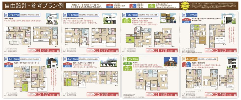 富士住建の見積もり