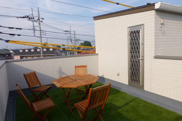 横尾材木店の建売住宅=街角モデルハウスに行ってみた