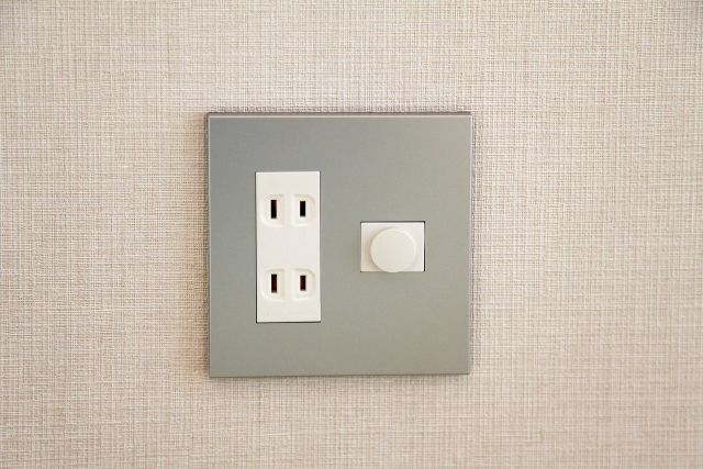 間取りの失敗例①コンセントやスイッチなど電気配線の位置が悪くて使いづらい