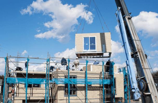 セキスイハイムの家の特徴は工場で生産して組み立てるユニット住宅