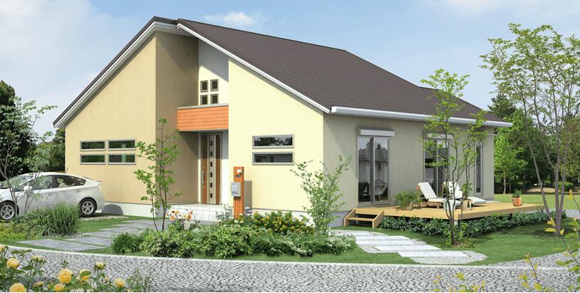 平屋の得意な大手ハウスメーカー⑤ヤマト住建