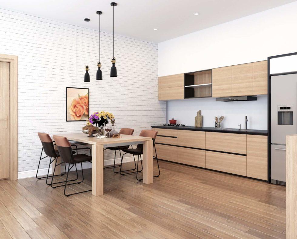 料理置き場、作業場、目隠しになるダイニングテーブル・カウンターテーブルを上手に使おう