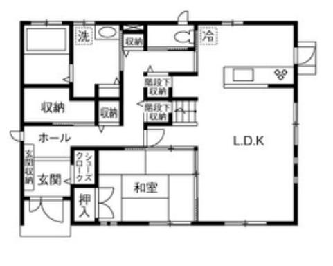 5人家族の間取り②予算1000万円台で建てたシンプル&大満足な2階建て